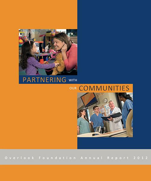 Overlook Annual Report 2012