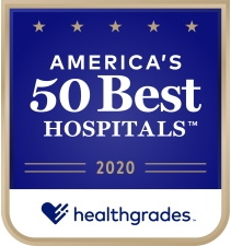 America's 50 Best Hospitals — 2020 — healthgrades